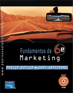 eBook | Fundamentos de marketing | Autor:Kotler | 6ed | Libros de Marketing
