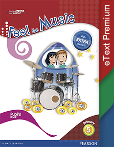 Feel the music 5 eText+ (Contenido extra)