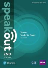 Speakout 2ed Starter Student's Interactive eBook with Digital Resources Access Code