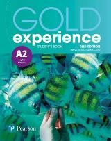 Gold Experience 2e A2 Student's eBook with  Online Practice access code