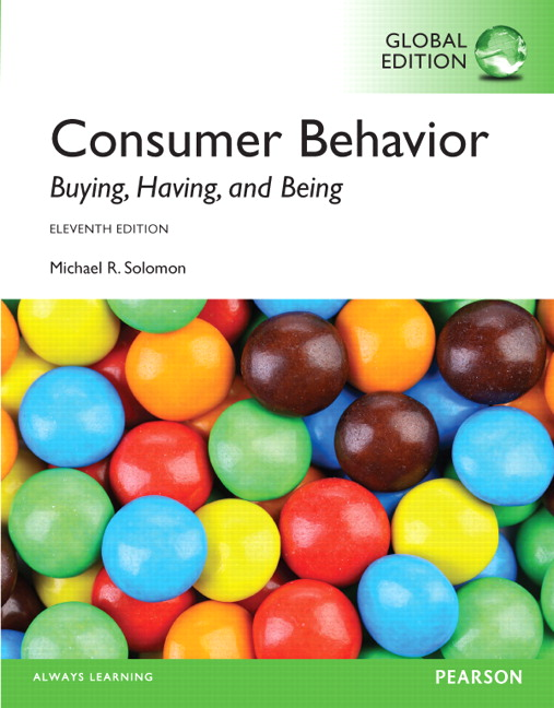 Pearson MyLab Marketing válido para Consumer Behavior, Global Edition, 11e
